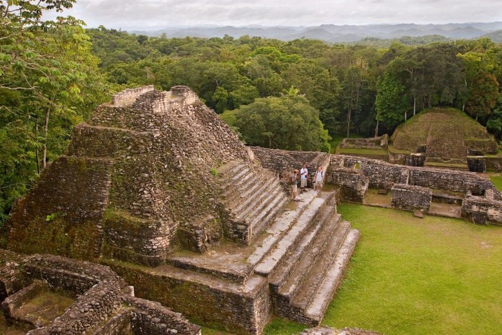 Caracol Belize Maya ancient city