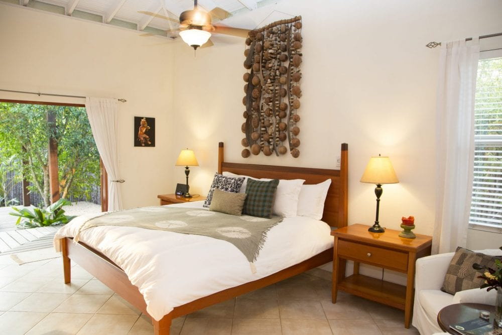 ka'ana - Master Suite bedroom