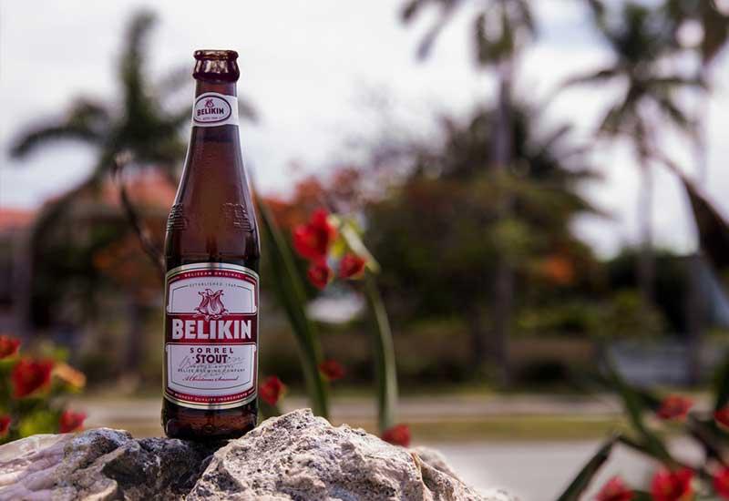Belikin beer sorrel belize