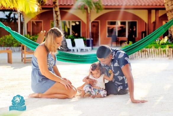 family travel sunbreeze