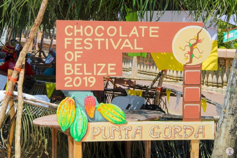 Throwback to the Chocolate Festival of Belize. Photo courtesy BTB