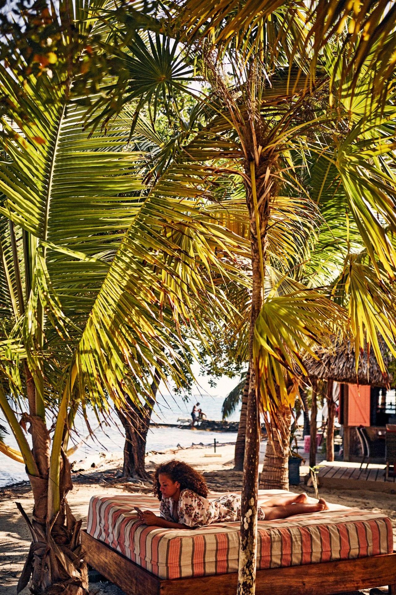 coral caye turtle inn resort coppola hideaway belize island