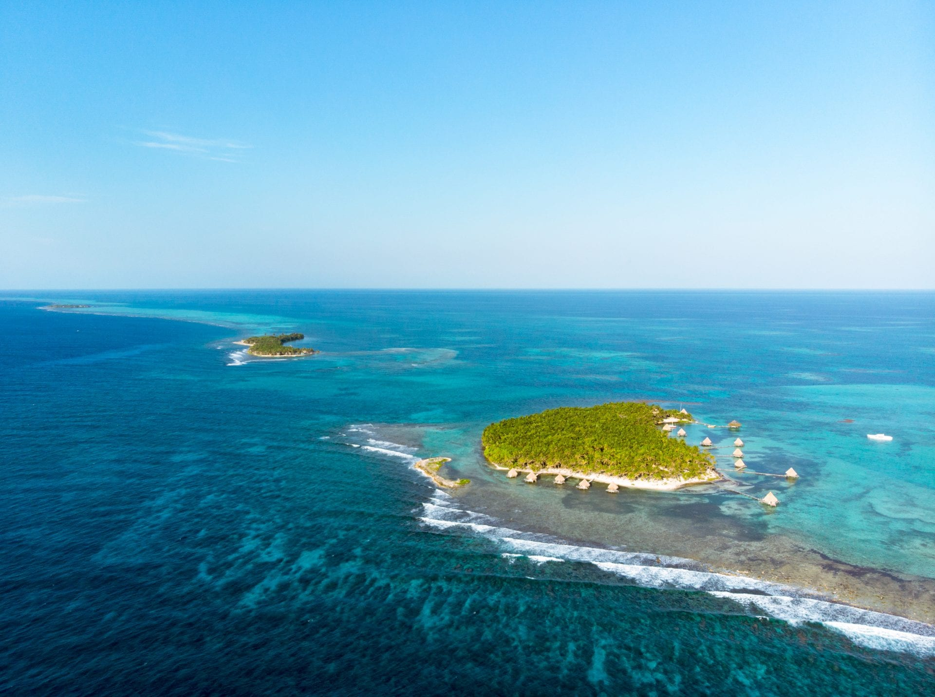 glovers reef atoll belize reopens