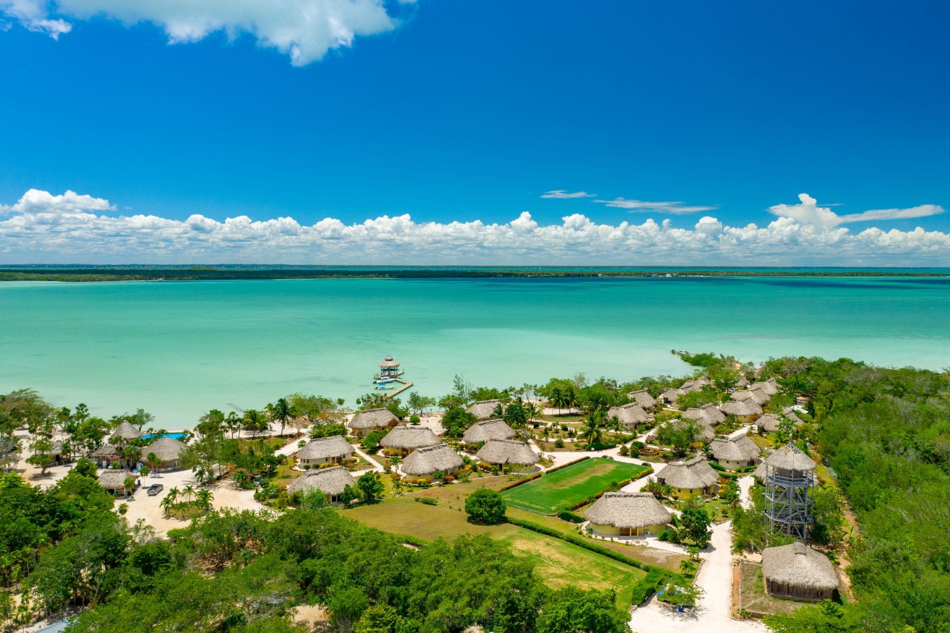 Corozal orchid bay