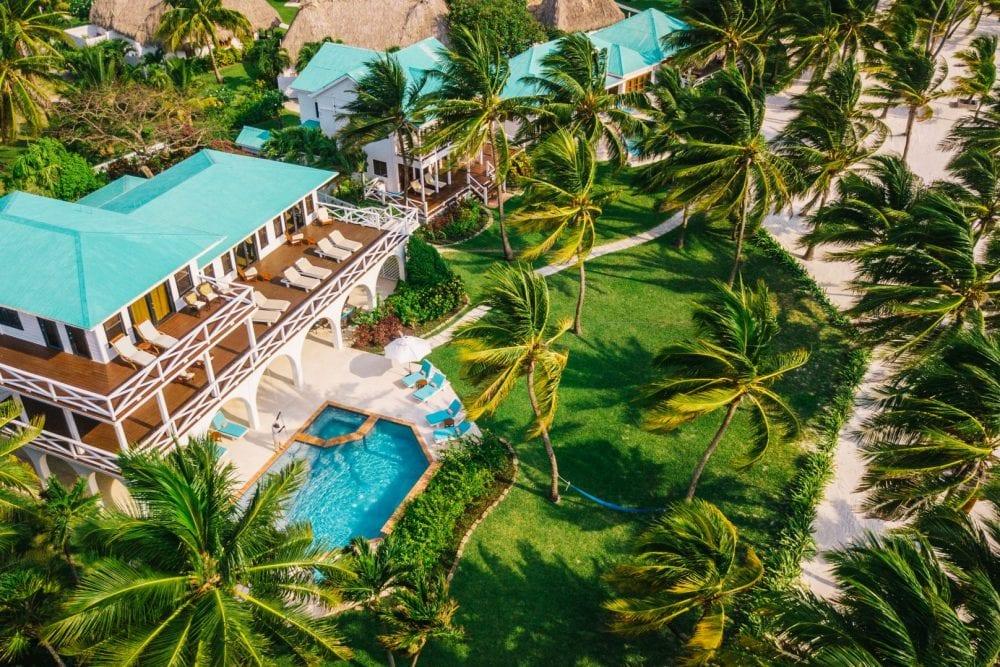 U-Casa Azul (Aerial) Victoria house San Pedro