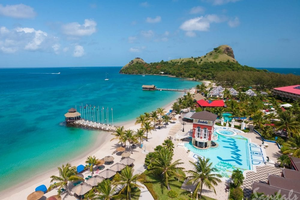 Saint Lucia tourism reopening