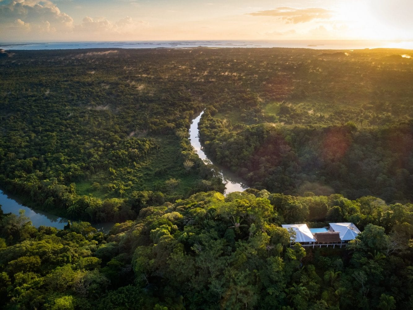 Copal Tree Lodge ecotourism belize destination Toledo