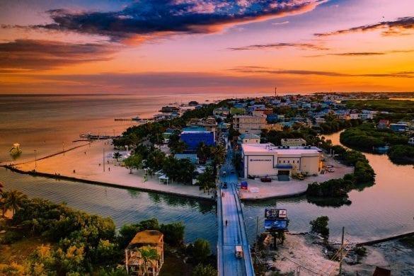 Ambergris Caye belize move