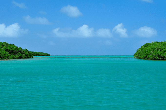 Bacalar-Chico-Marine-Reserve-and-National-Park-by Fisheries