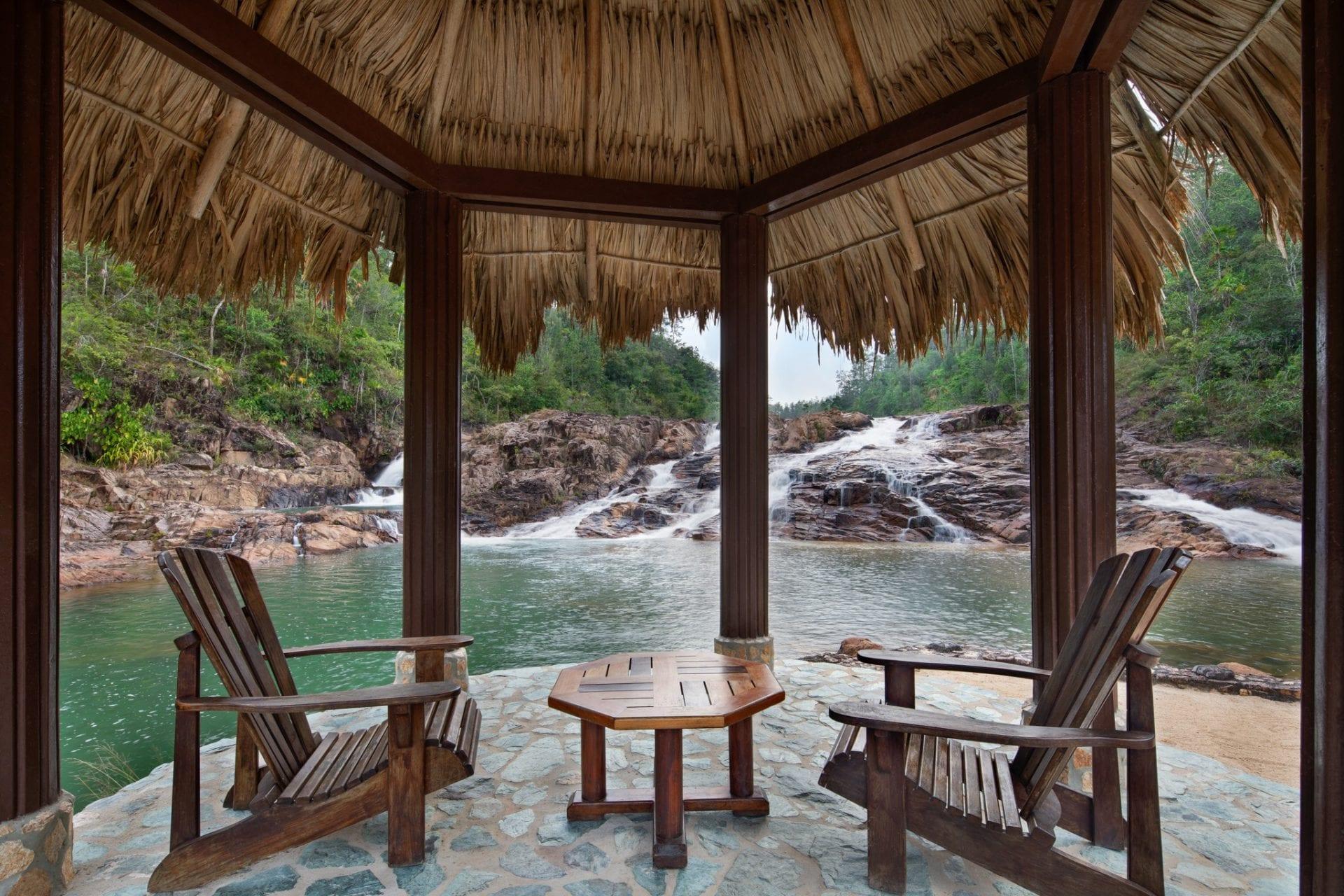 GAIA Riverlodge ecotourism destination belize