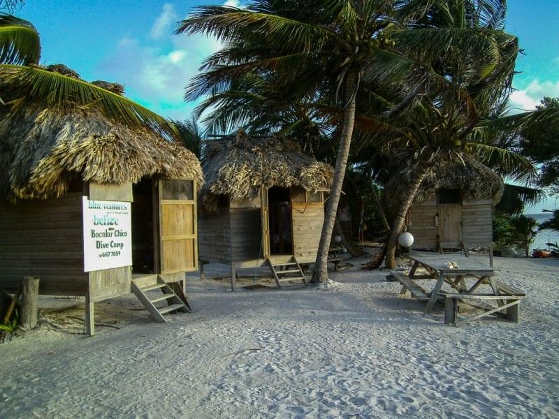 Bacalar Chico Dive Camp Belize