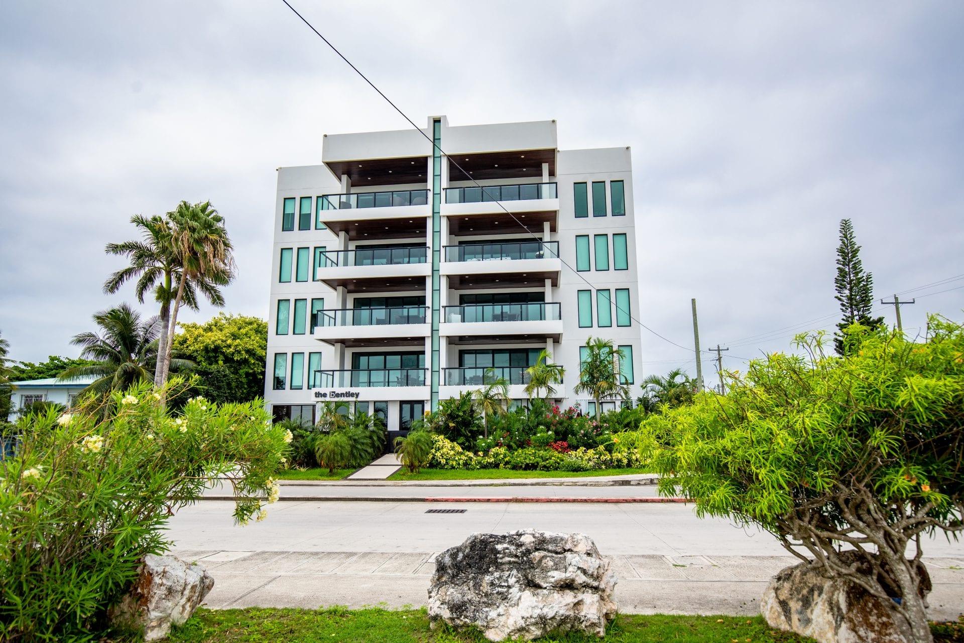 the Bentley Belize City