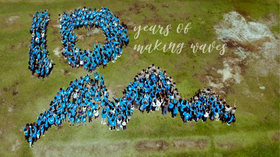 oceana belize 10 years