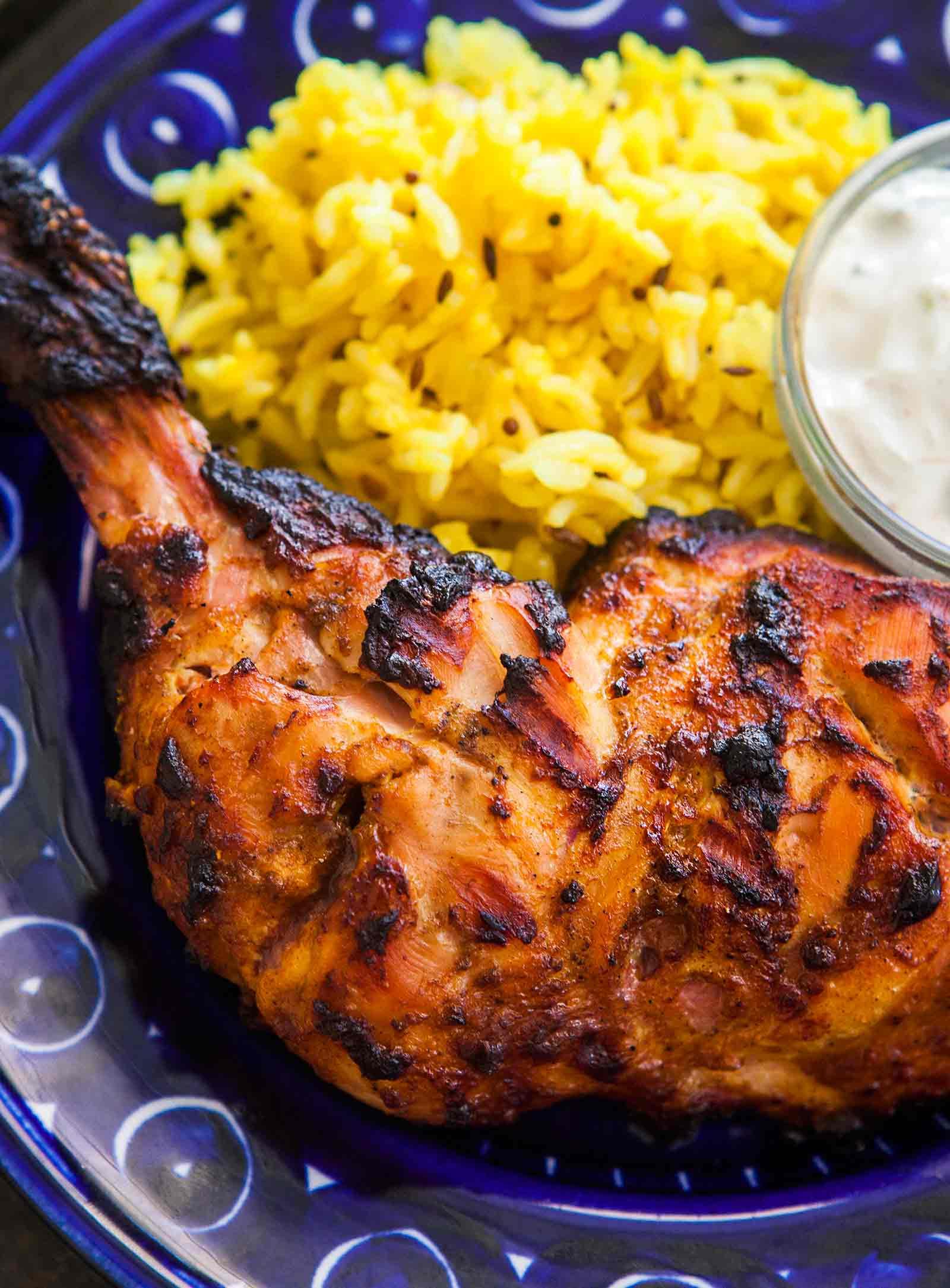 tandoori chicken recipe belize Indian