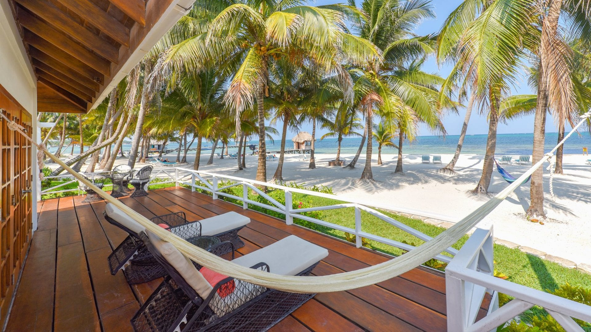 Victoria House Resort & Spa in Ambergris Caye, Belize