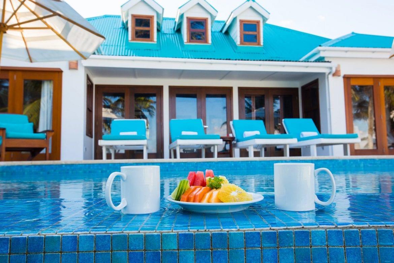 victoria house private villa belize fruit