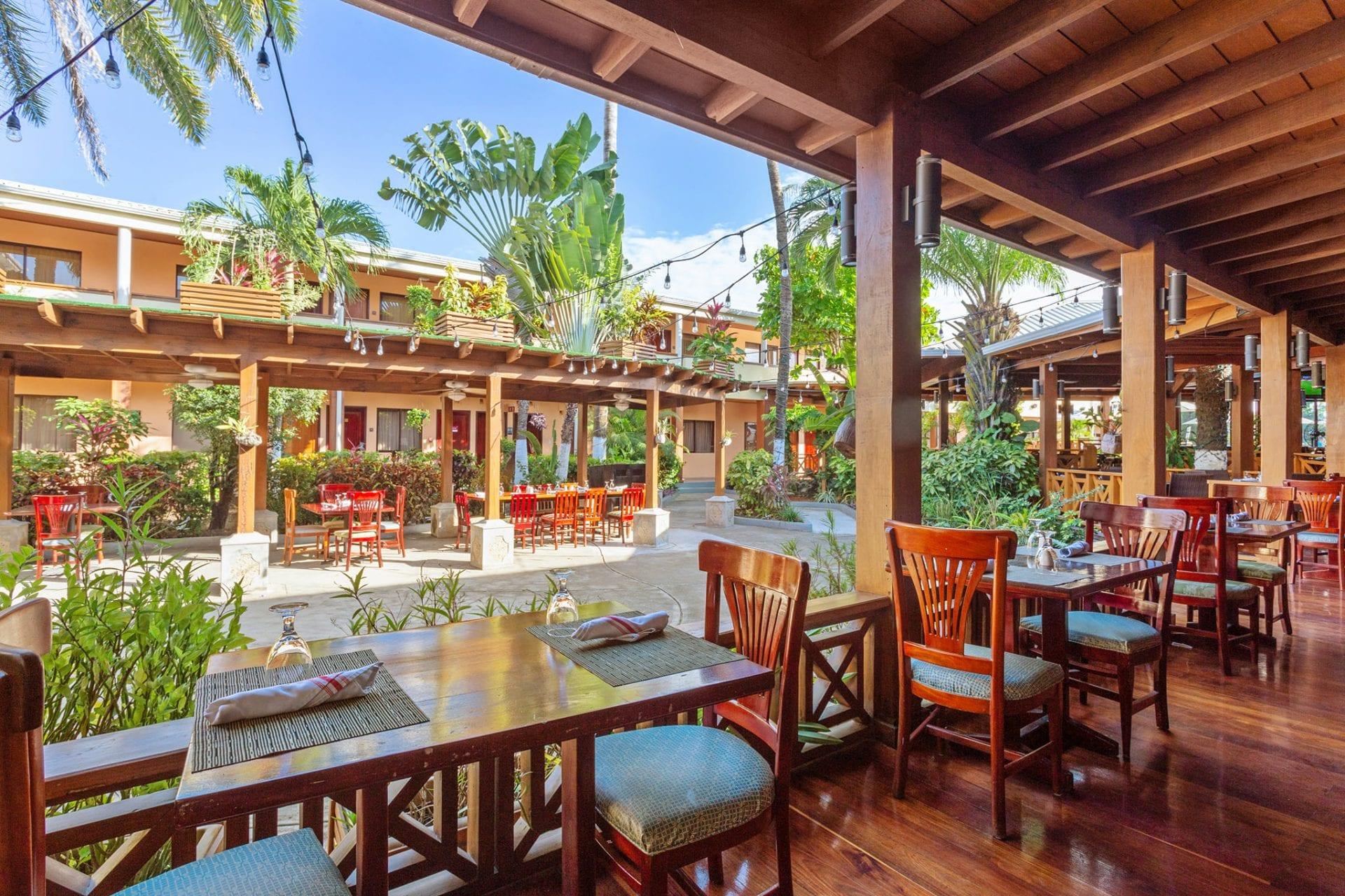 biltmore al fresco dining Belize City