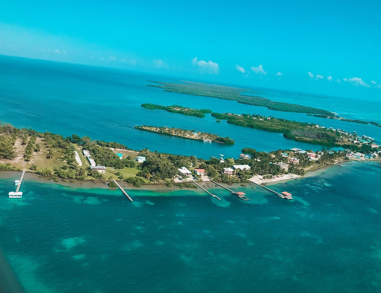 st georges caye roeming belize