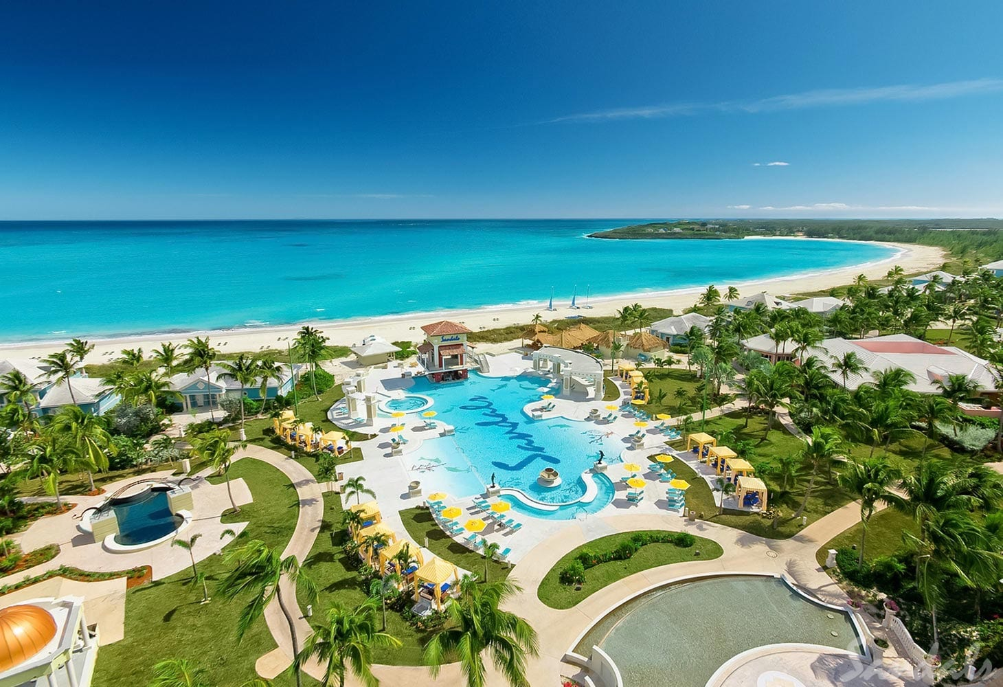 sandals resort exuma bahamas