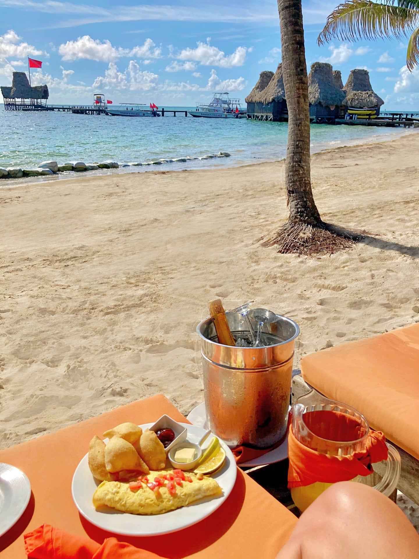 mimosa beach ramons breakfast