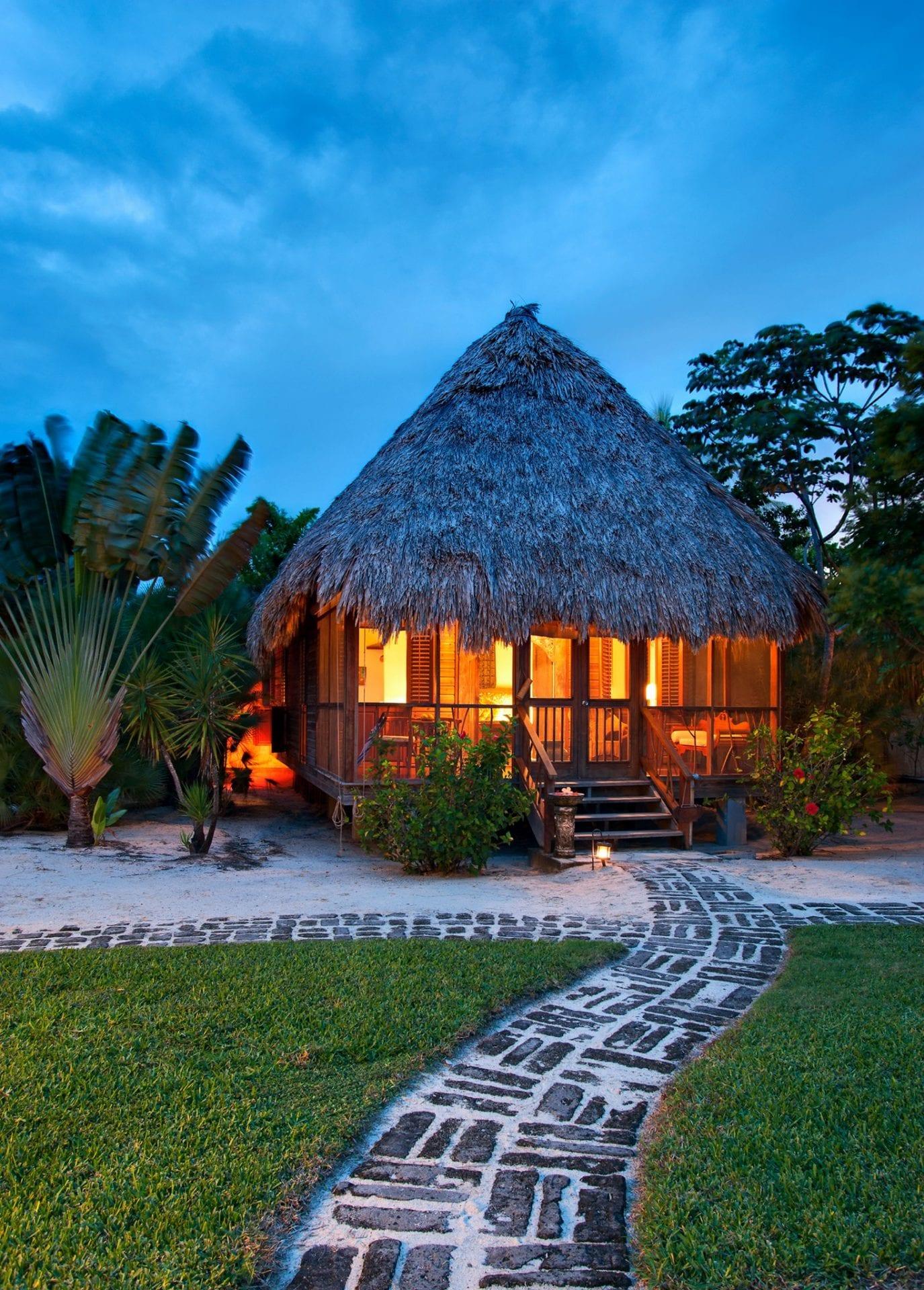 turtle inn sea front cabana