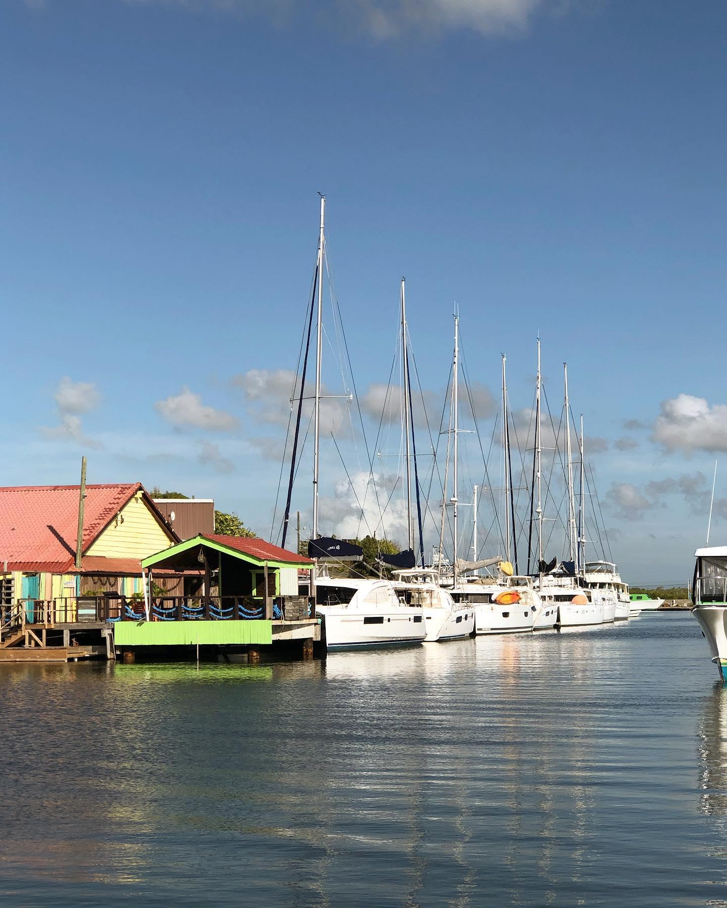 old belize marina yacht maritime borders
