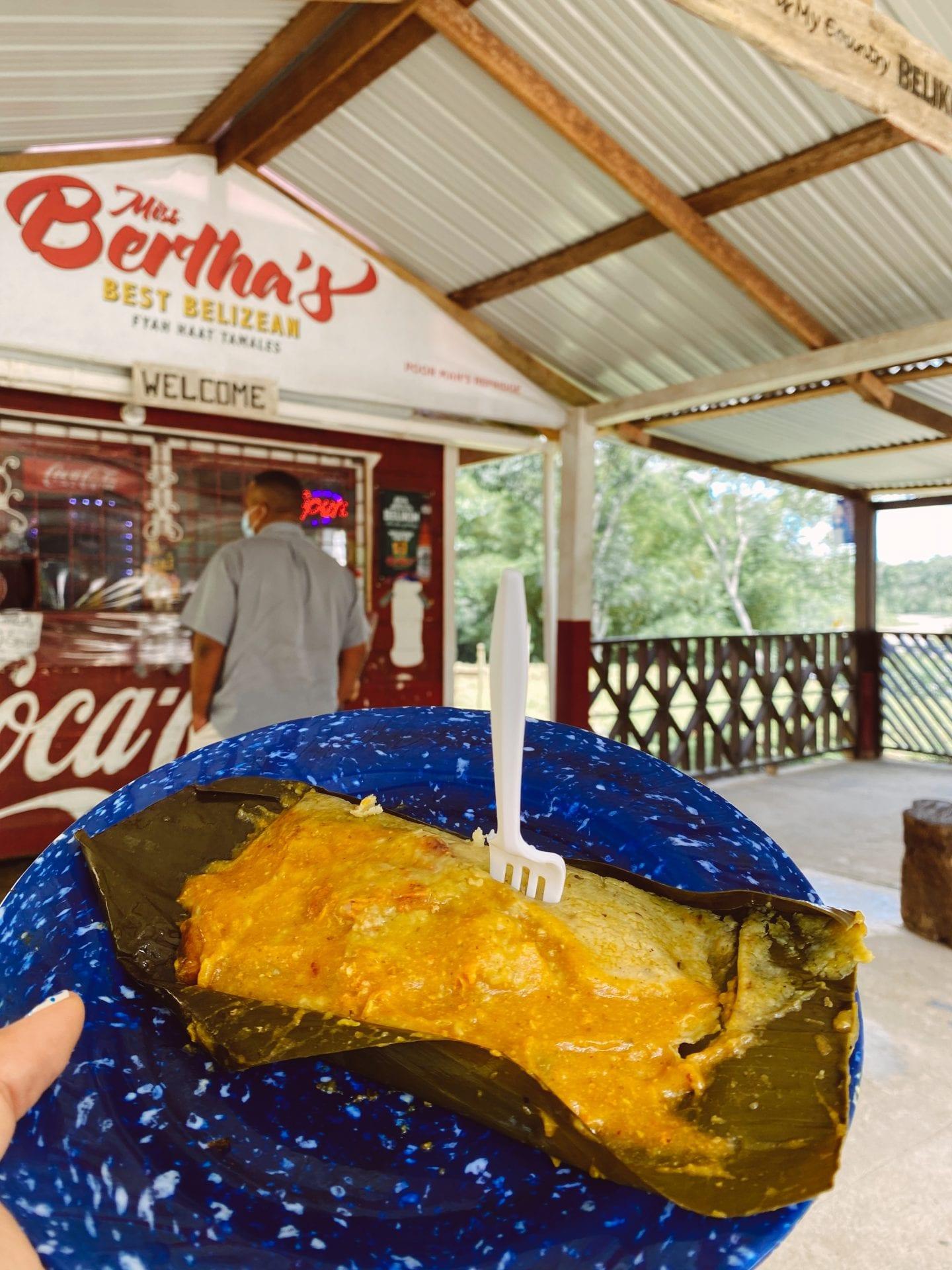 miss bertha tamales by CC