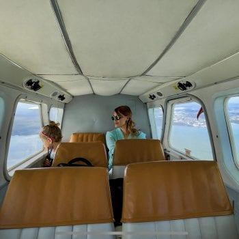 Maya island air private charter
