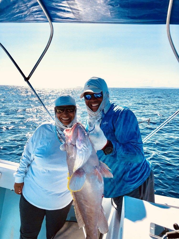 Fishing with Blue Marlin Resort