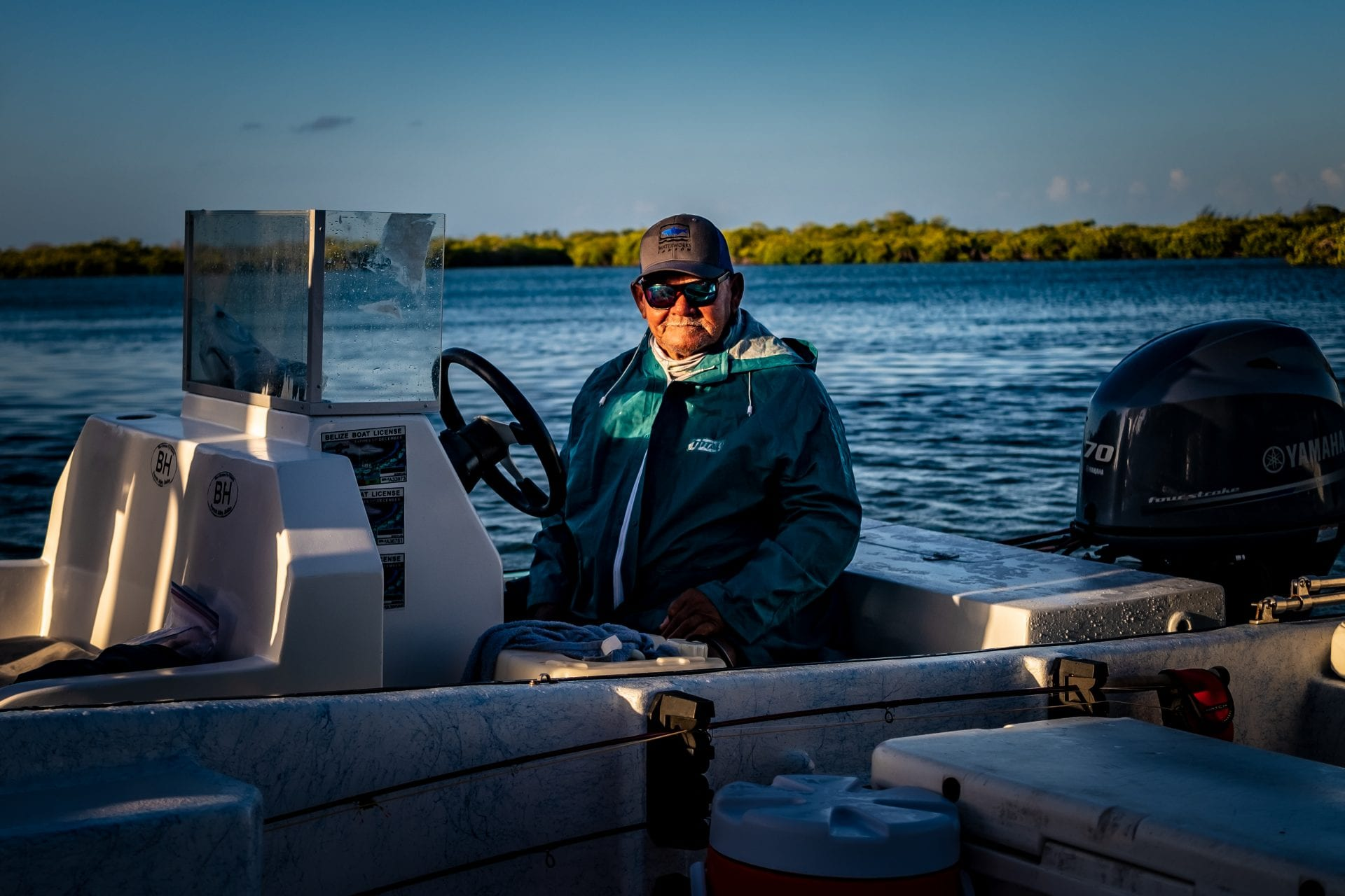 BHL-49 Lincoln Westby belize muyono blue horizon fly fishing