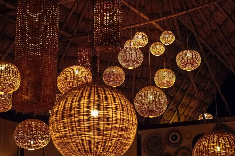 lights belize collection lodge at jaguar reef Hopkins
