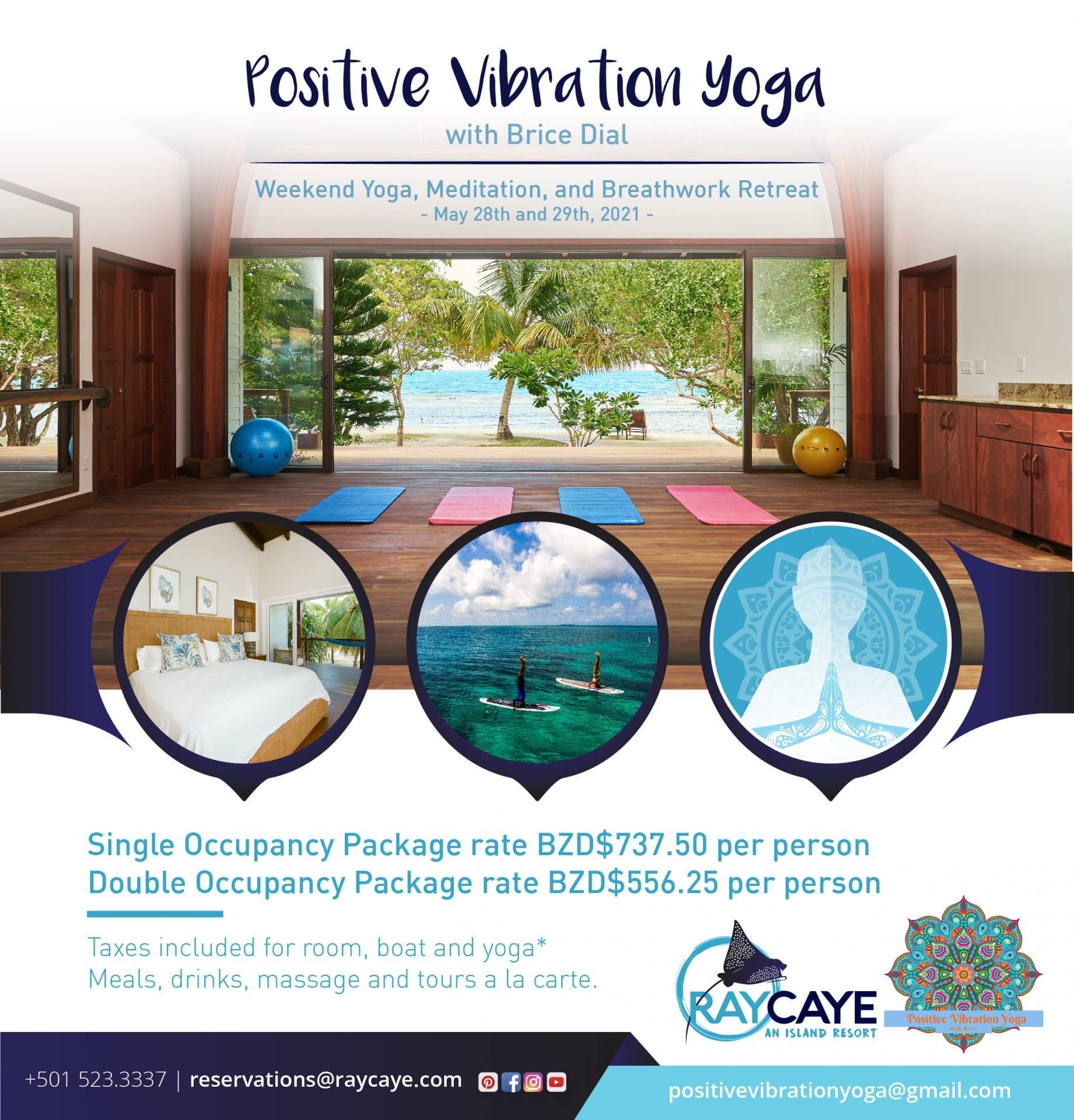 Yoga day-Ray Caye