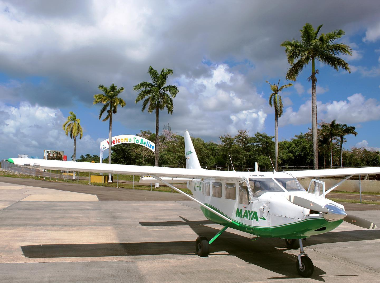 Maya-welcome-to-belize-domestic-flight