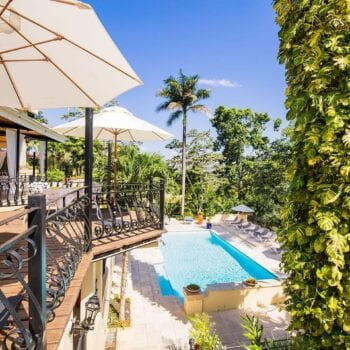San Ignacio resort pool
