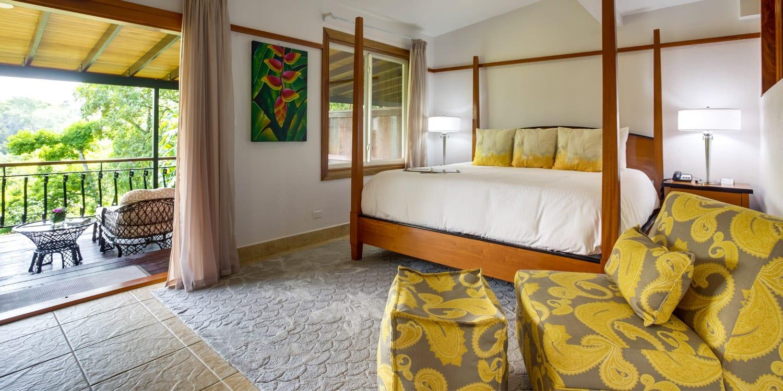 river view suite San Ignacio resort hotel