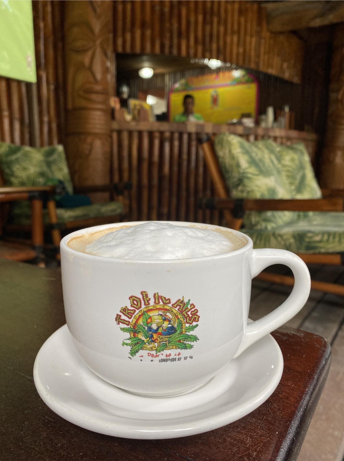 tropical al coffee ramons village belize