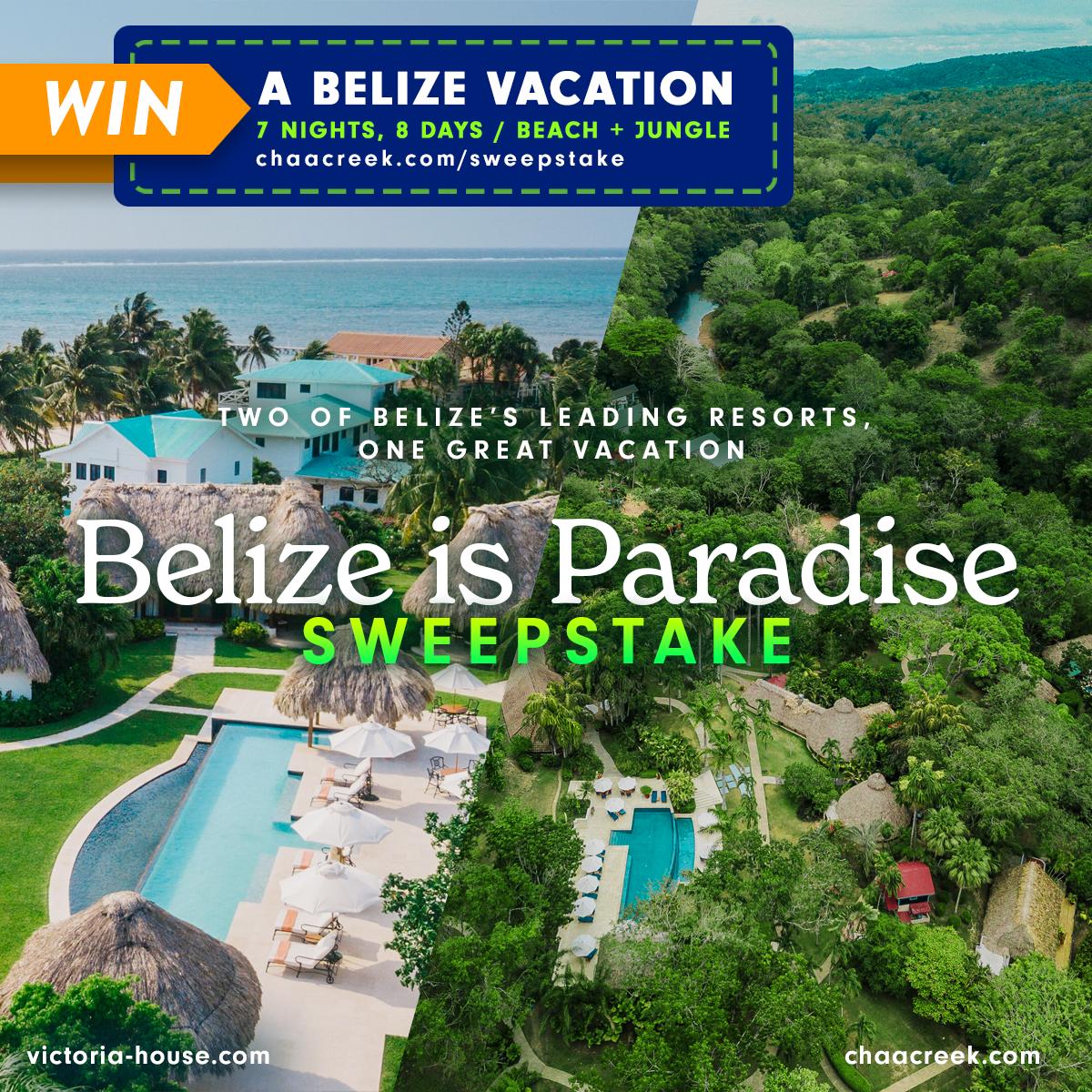 belize-is-paradise-chaa-creek-sweepstake-belize-win