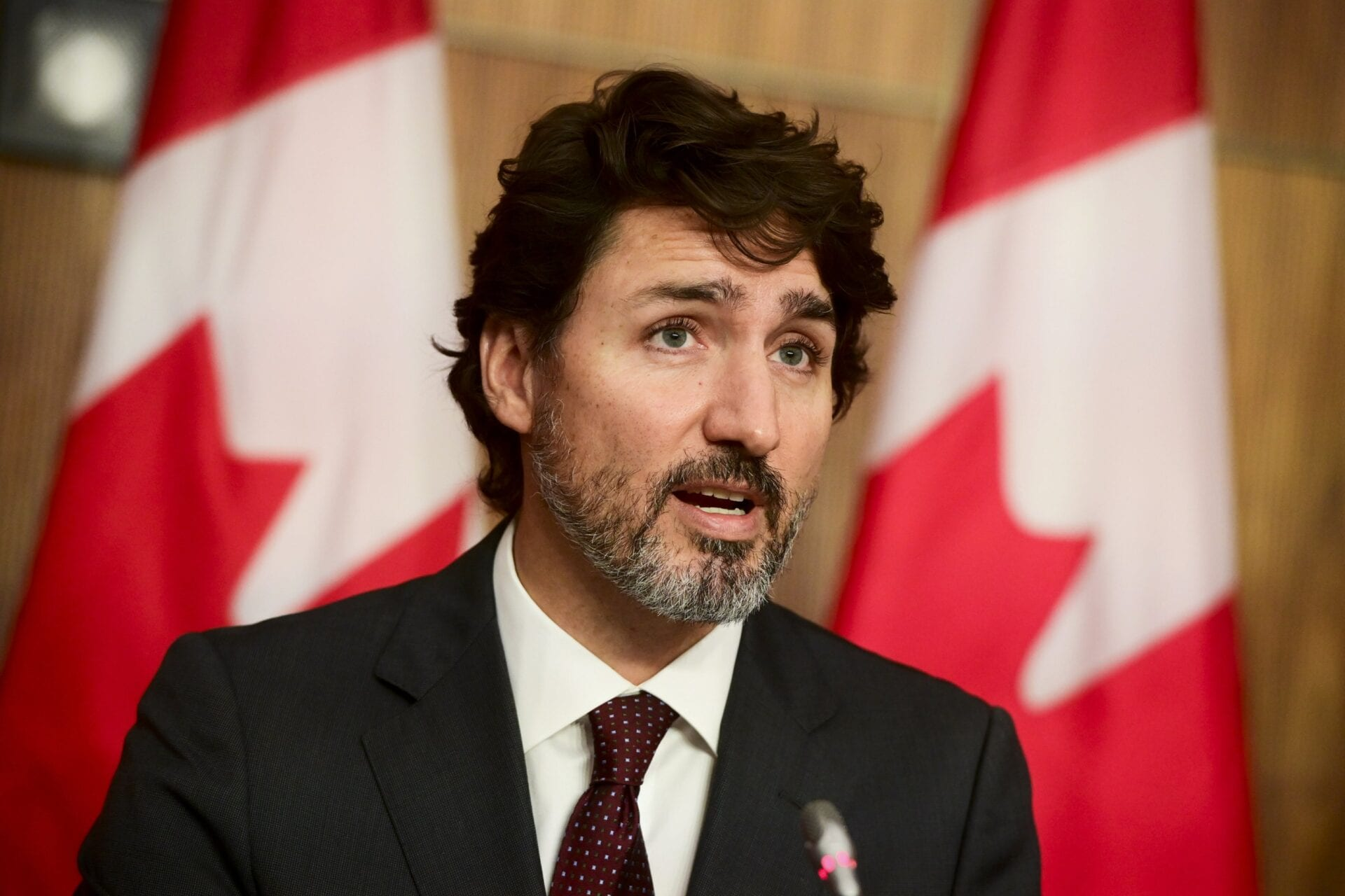 Justin Trudeau Canada vaccine travel reopening plan