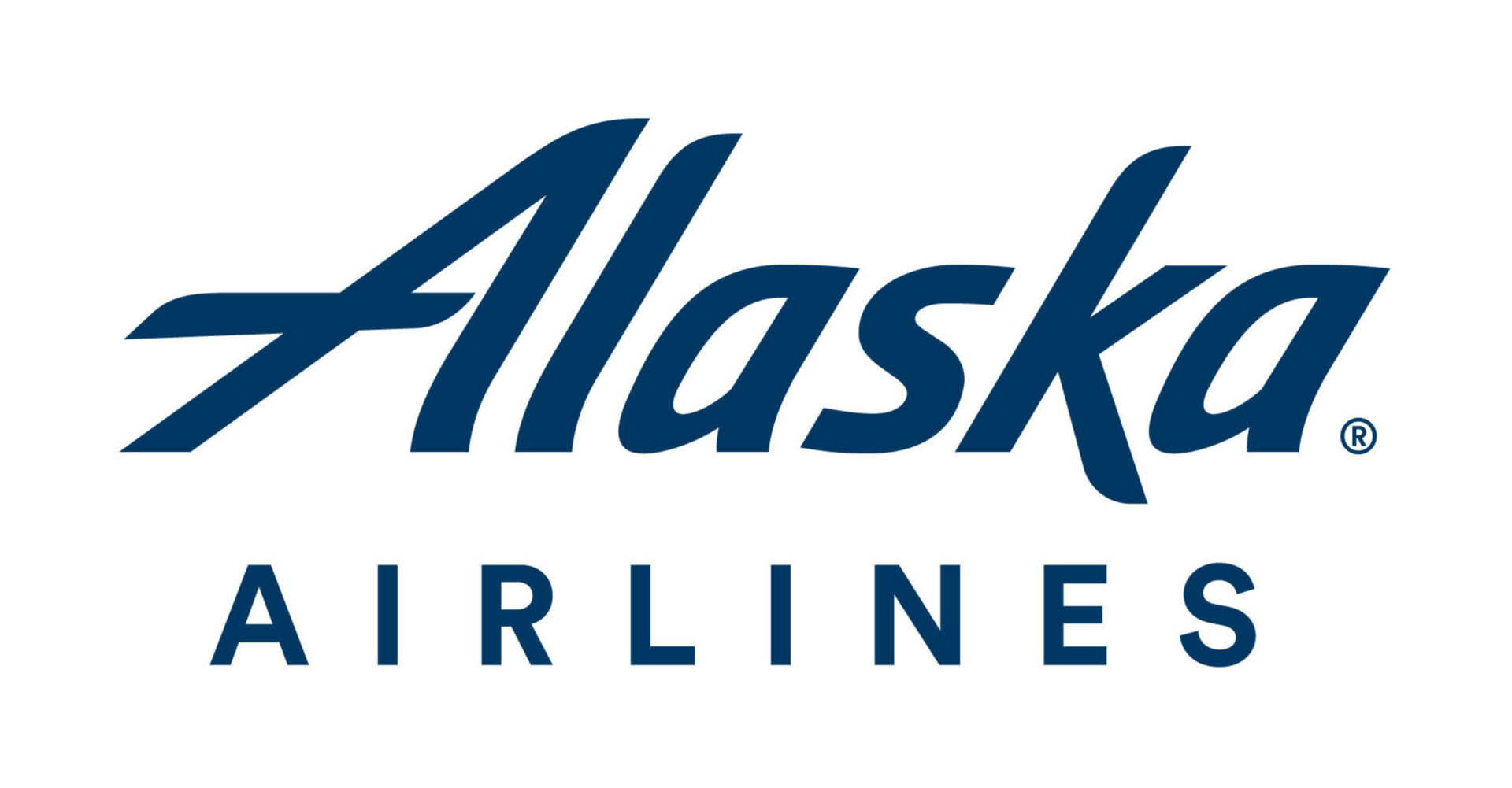 Alaska Airlines logo (PRNewsFoto/Alaska Airlines)