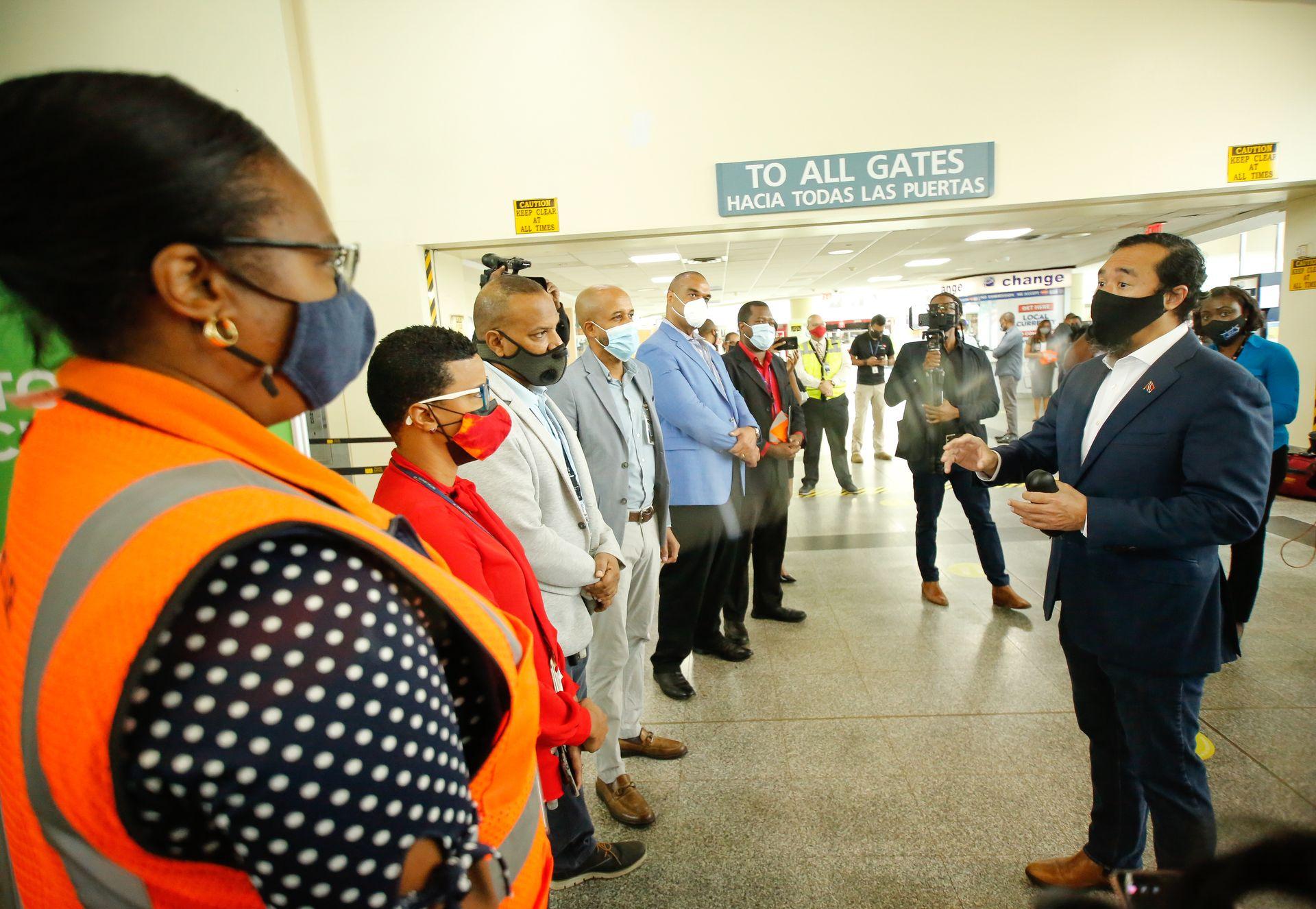 Trinidad-Minister-Stuart-Young-border-reopening-trinidad