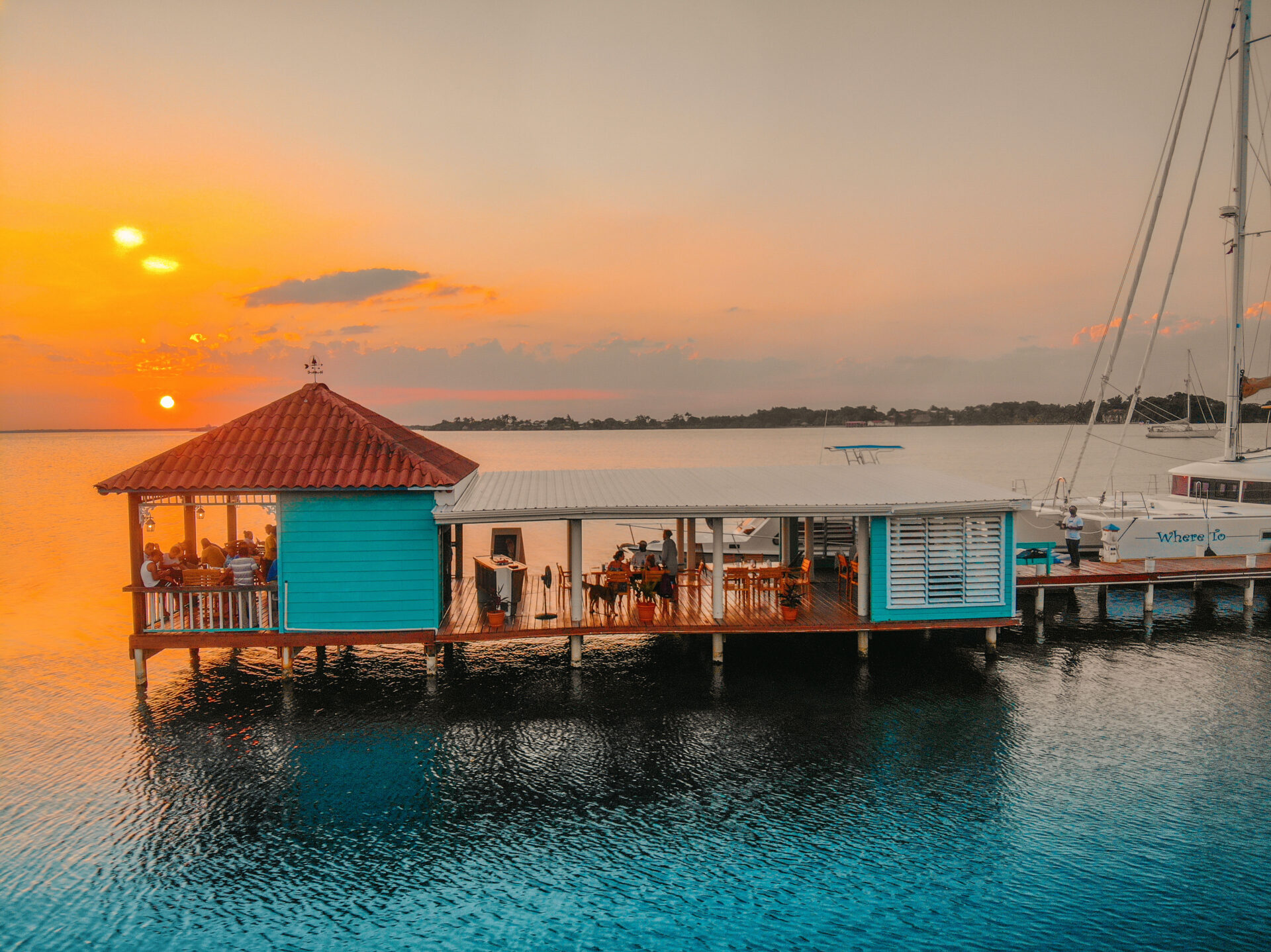 placencia-sunset-southern-belize-kevin-quischan