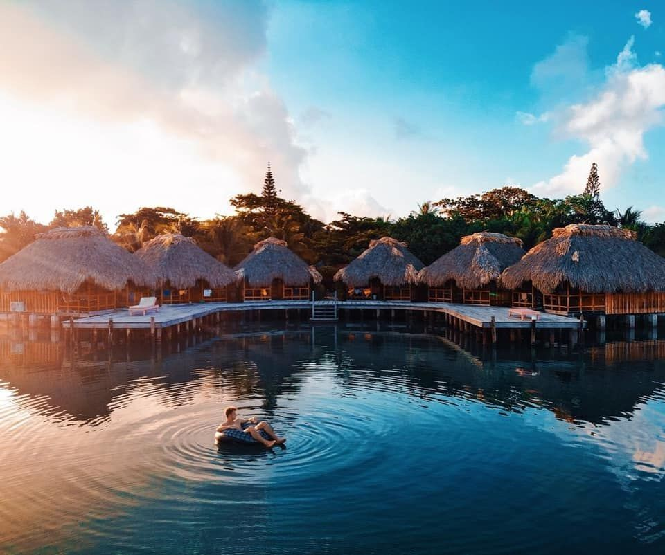 Overwater-Cabana-St.-Georges-Caye-Resort-Belize