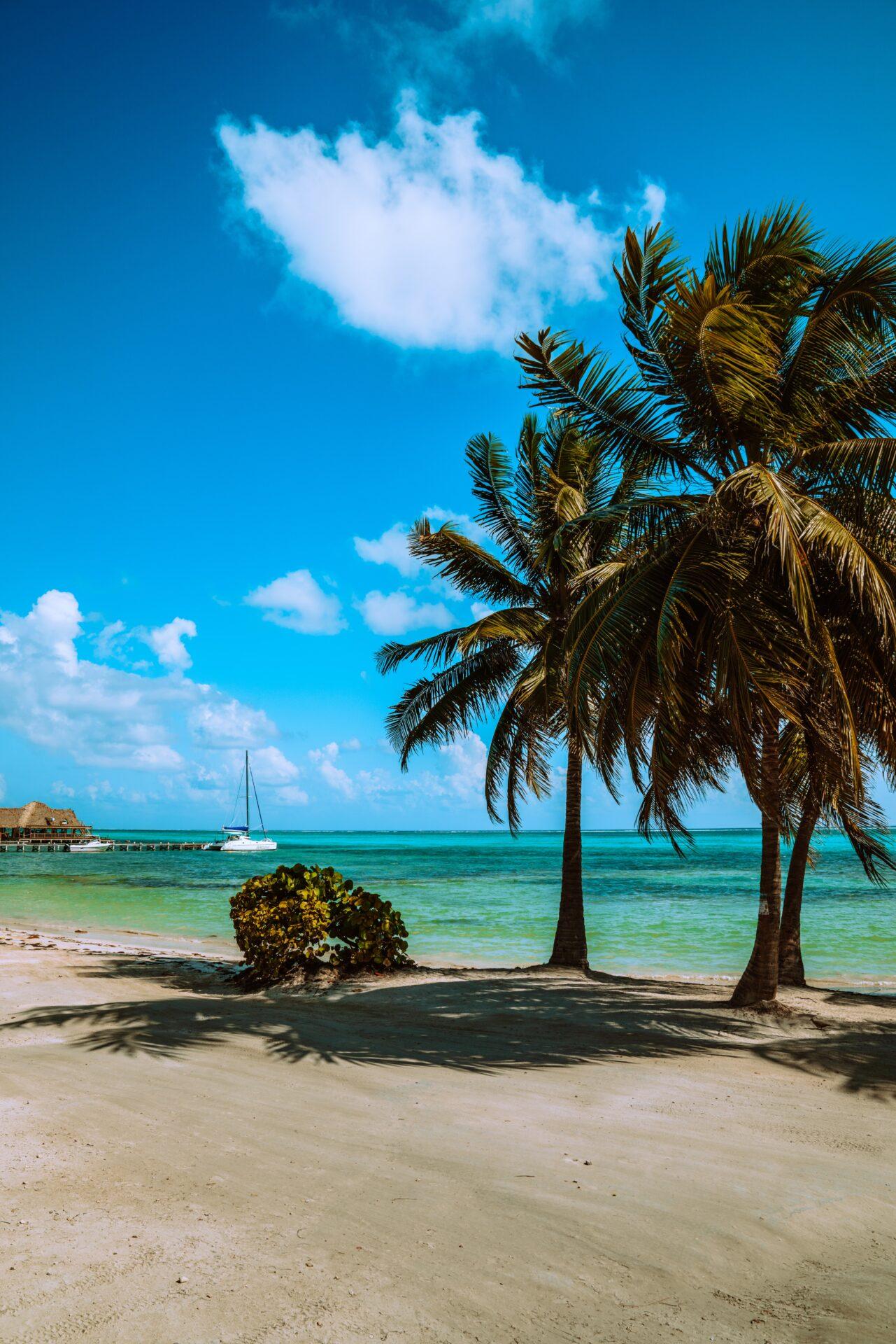 meritt-thomas-ambergris-caye-beach